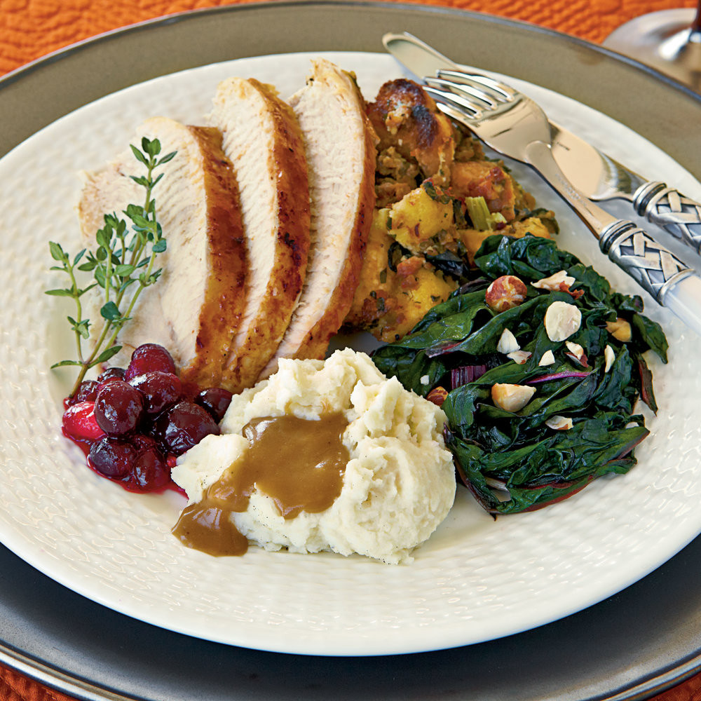Turkey Cooking Recipes For Thanksgiving  Our Best Thanksgiving Recipes Coastal Living