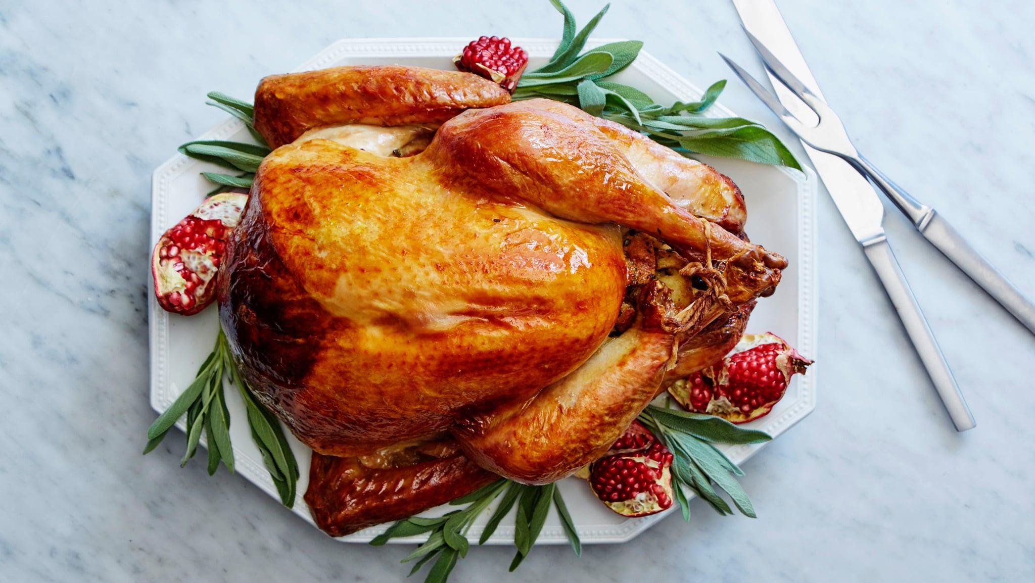 Turkey Delivery For Thanksgiving  Martha Stewart Thanksgiving Turkey Recipe