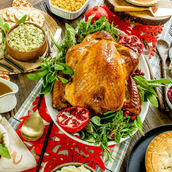 Turkey Delivery For Thanksgiving  Simplify the Holidays with Traditional Thanksgiving Dinner