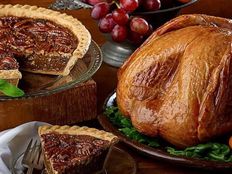 Turkey Delivery For Thanksgiving  Enjoy Thanksgiving Dinner Delivered to Your Door with Send