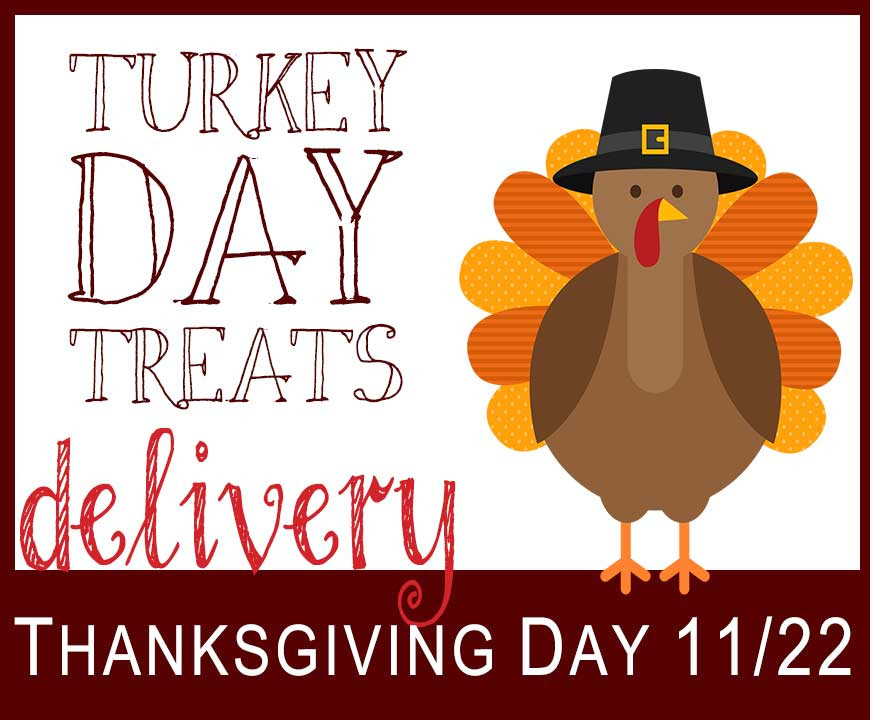 Turkey Delivery For Thanksgiving  Turkey Day Treats Delivery 2018 Meals on Wheels