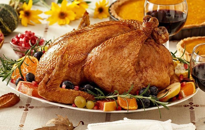 Turkey Delivery For Thanksgiving  Organic Turkey Delivered to Your Door for Thanksgiving