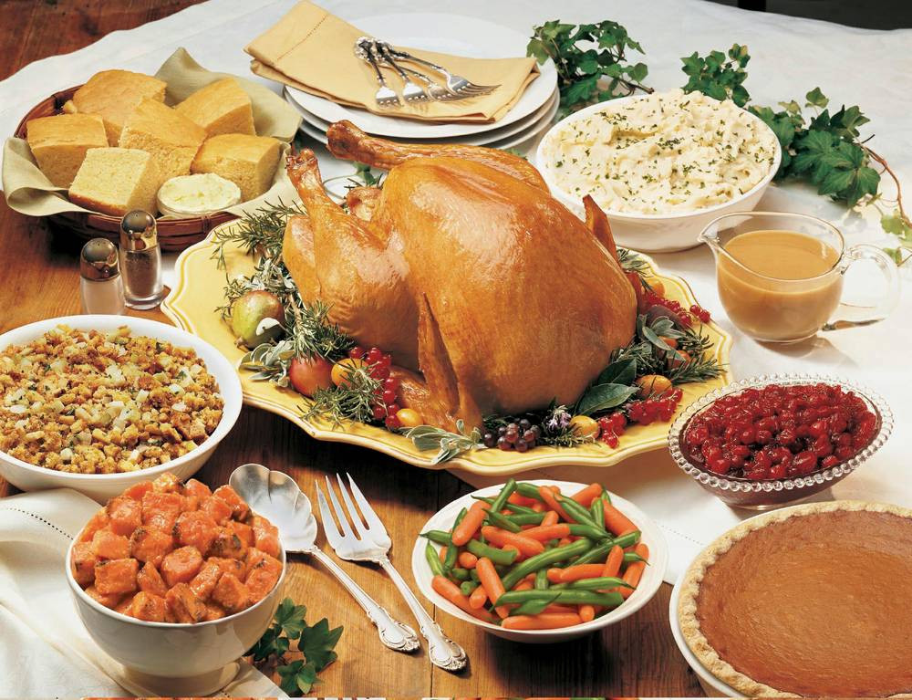 Turkey Dinners For Thanksgiving  Dining guide Thanksgiving in Las Vegas Las Vegas Weekly