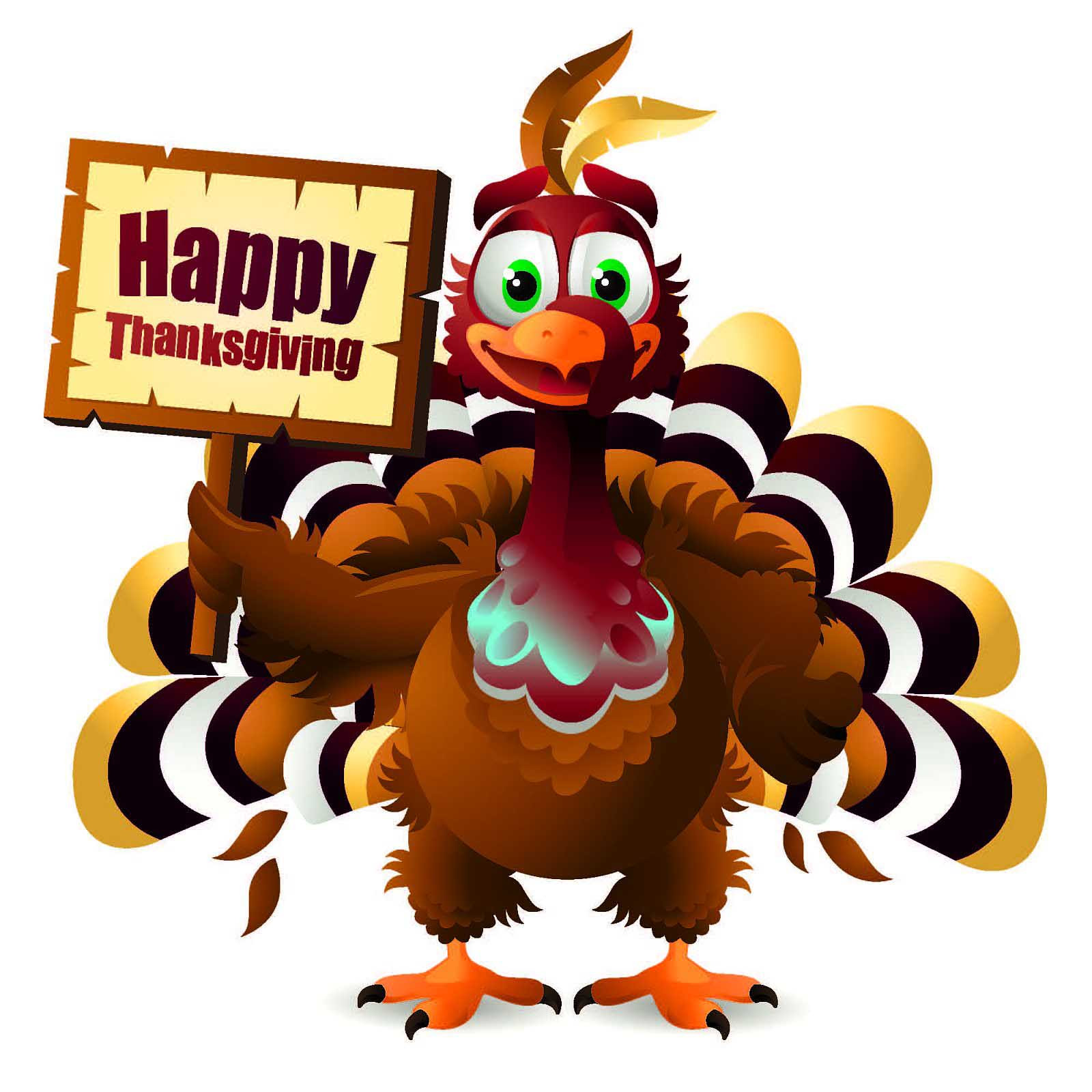 Turkey Happy Thanksgiving  Thanksgiving Trademarks