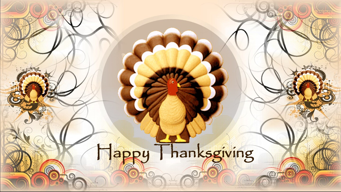 Turkey Happy Thanksgiving  Happy Thanksgiving Day Wallpapers & 2017