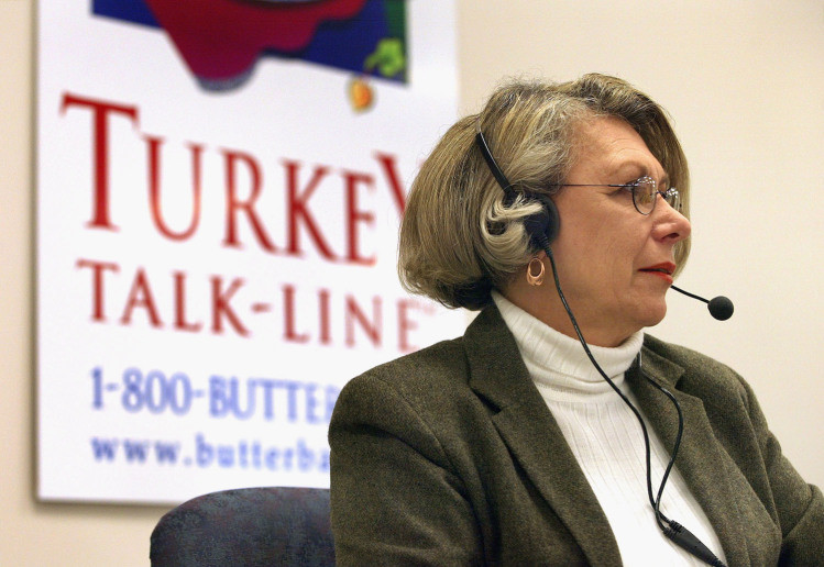 Turkey Hotline Thanksgiving  Here s the Butterball Hotline s Most Frequently Asked