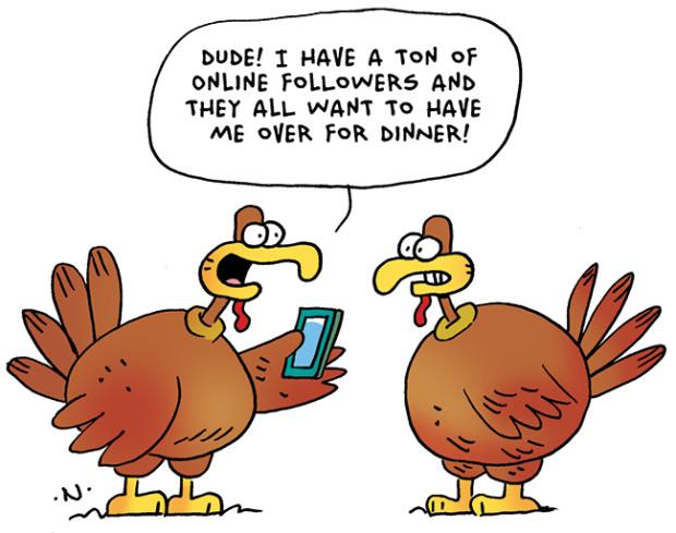 Turkey Humor Thanksgiving  38 Funny Thanksgiving Day Jokes and ics – Boys Life