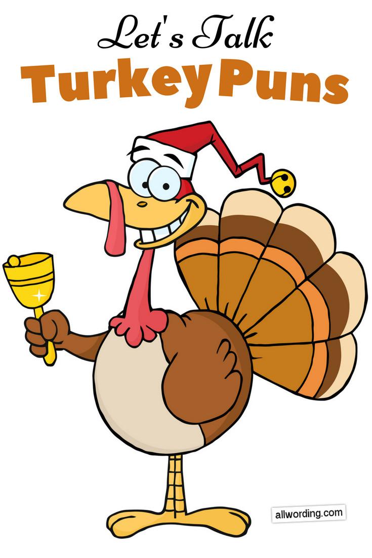 Turkey Jokes Thanksgiving  Let s Talk Turkey Puns All AllWording