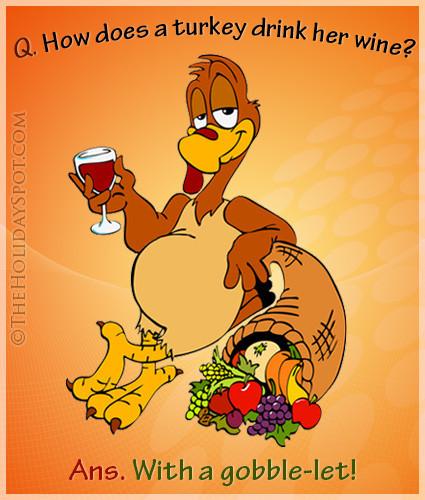 Turkey Jokes Thanksgiving  Thanksgiving Turkey Jokes