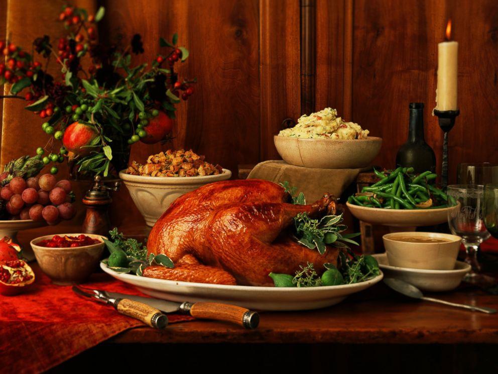 Turkey Pics Thanksgiving  Chef Richard Blais 3 Thanksgiving Mistakes to Avoid ABC