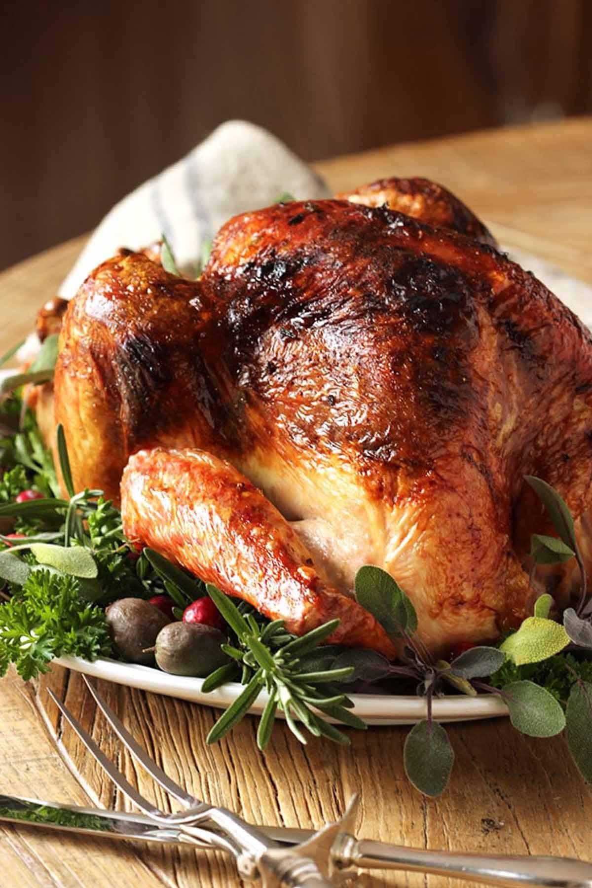 Turkey Pics Thanksgiving  19 Best Thanksgiving Turkey Recipes Easy Roast Turkey