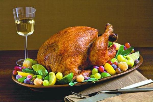 Turkey Platters Thanksgiving  Turkey Platter Garnish Ideas B Lovely Events