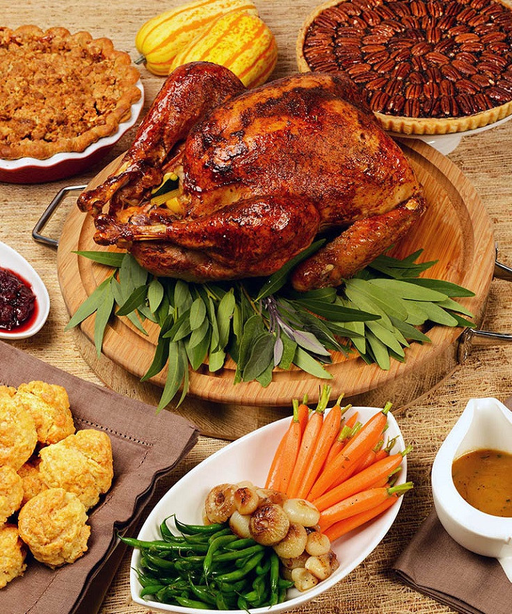 Turkey Recipe Thanksgiving  Top 10 Thanksgiving Recipes for Turkey