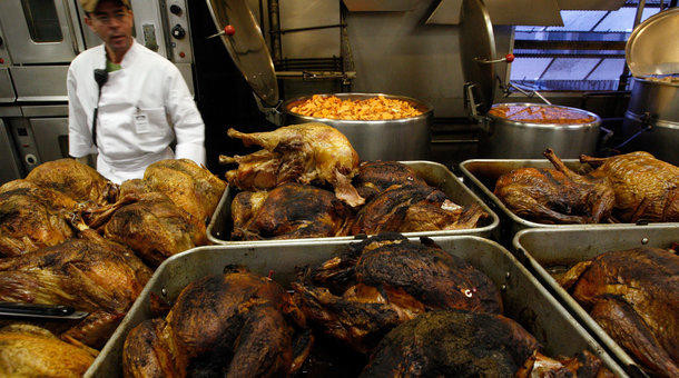 Turkey Shortage For Thanksgiving  Turkey shortage could hurt food banks at Thanksgiving