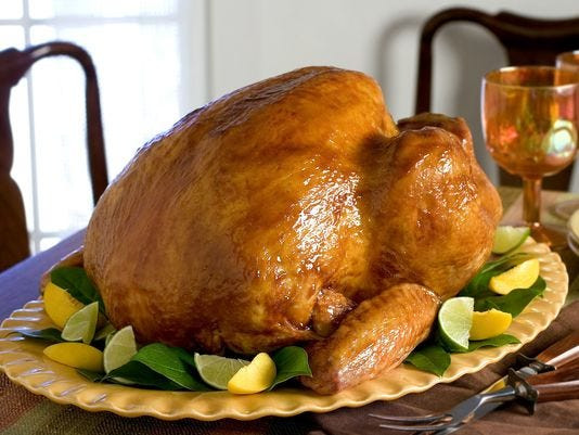 Turkey Shortage For Thanksgiving  Thanksgiving 2017 dinner The cost of your meal will be