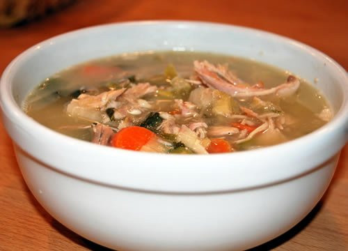 Turkey Soup From Thanksgiving Leftovers  How to Make Incredible Turkey Soup From Thanksgiving