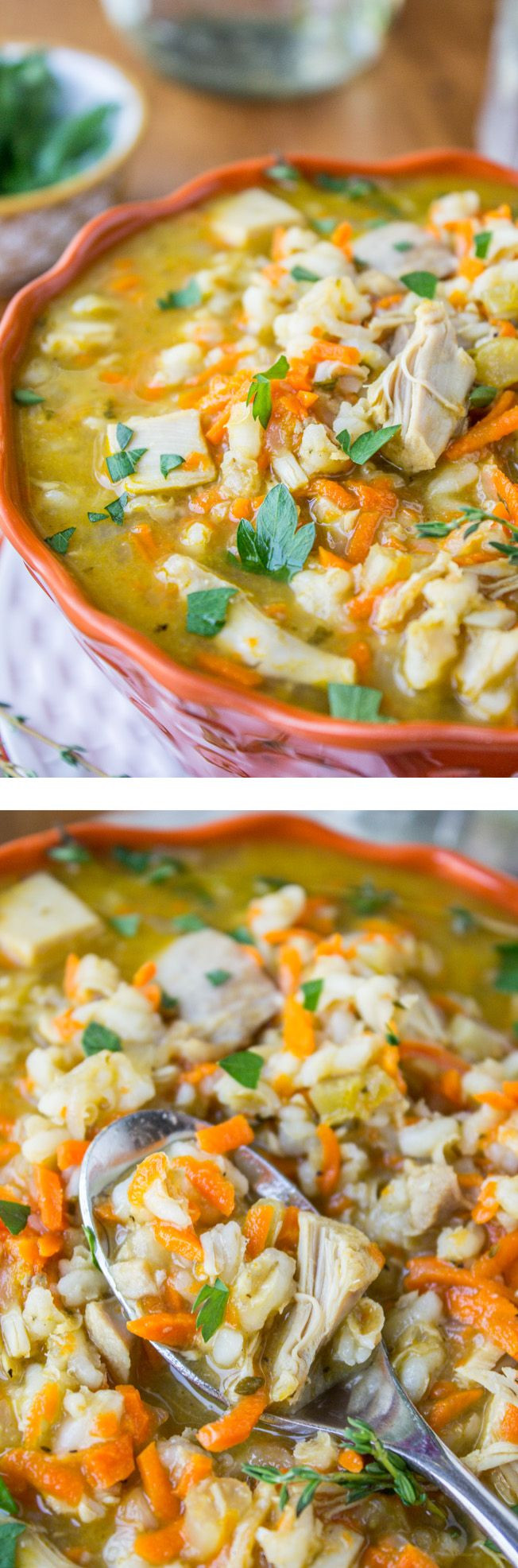 Turkey Soup From Thanksgiving Leftovers  17 Best images about Turkey Leftovers on Pinterest