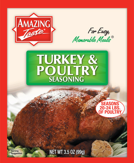 Turkey Spices For Thanksgiving  Turkey and Poultry Seasoning AMAZING TASTE