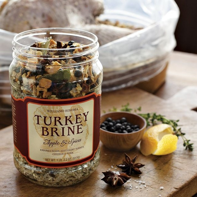 Turkey Spices For Thanksgiving  Apple & Spices Turkey Brine Traditional Pantry