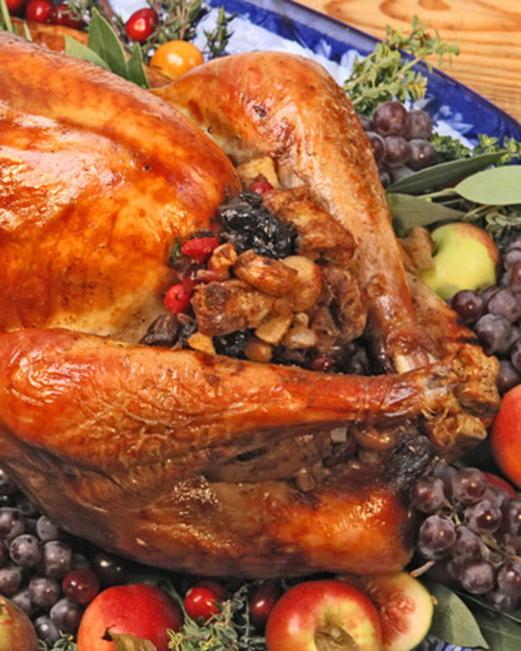 Turkey Stuffing Recipes For Thanksgiving  38 Terrific Thanksgiving Turkey Recipes