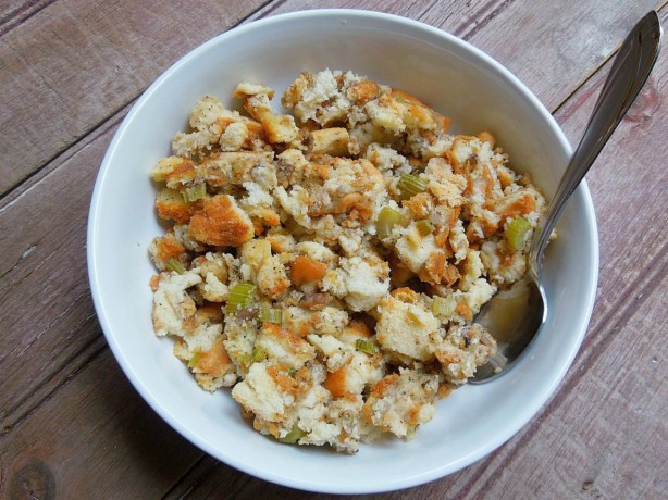 Turkey Stuffing Recipes For Thanksgiving  Classic Turkey Stuffing Recipe Food