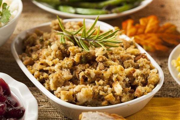 Turkey Stuffing Recipes For Thanksgiving  Thanksgiving Stuffing Cheat Using Stove Top