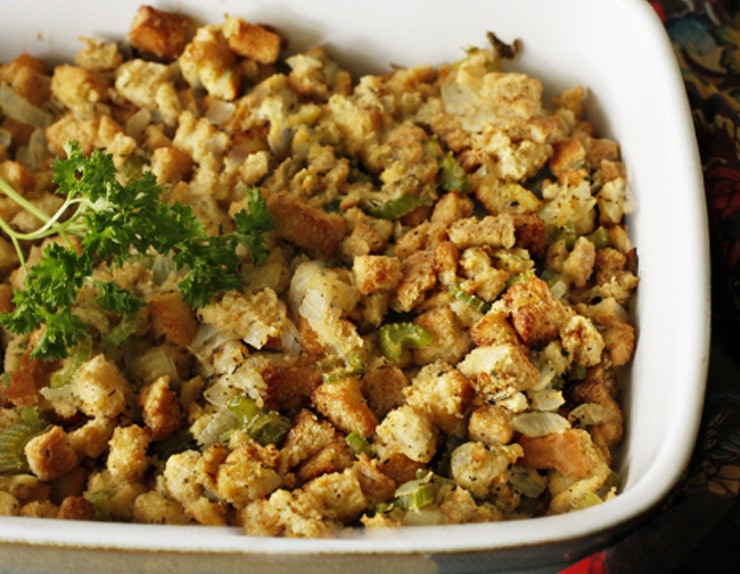 Turkey Stuffing Recipes For Thanksgiving  7 Easy Thanksgiving Stuffing Recipes That ll Spice Up Your