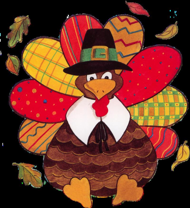Turkey Thanksgiving Clipart  THANKSGIVING TURKEY CLIP ART