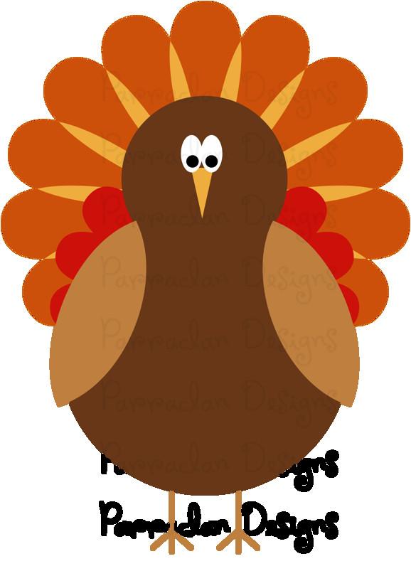 Turkey Thanksgiving Clipart  Thanksgiving Clip Art Preview