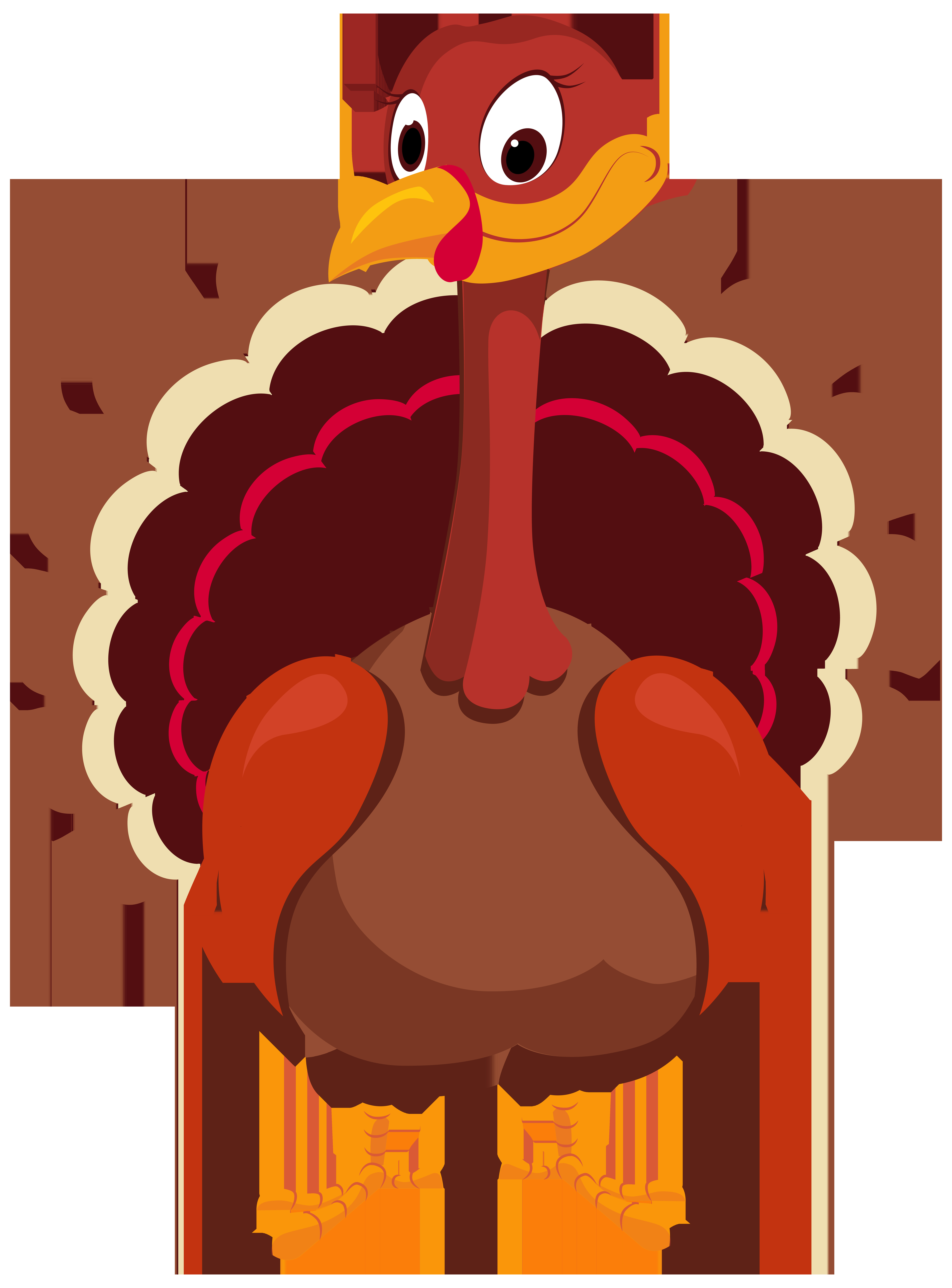 Turkey Thanksgiving Clipart  Turkey clipart png transparent Pencil and in color