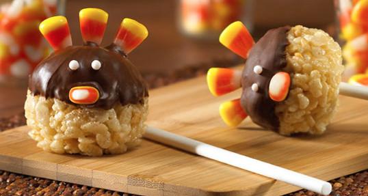 Turkey Treats For Thanksgiving  Thanksgiving Treats Grandma Ideas