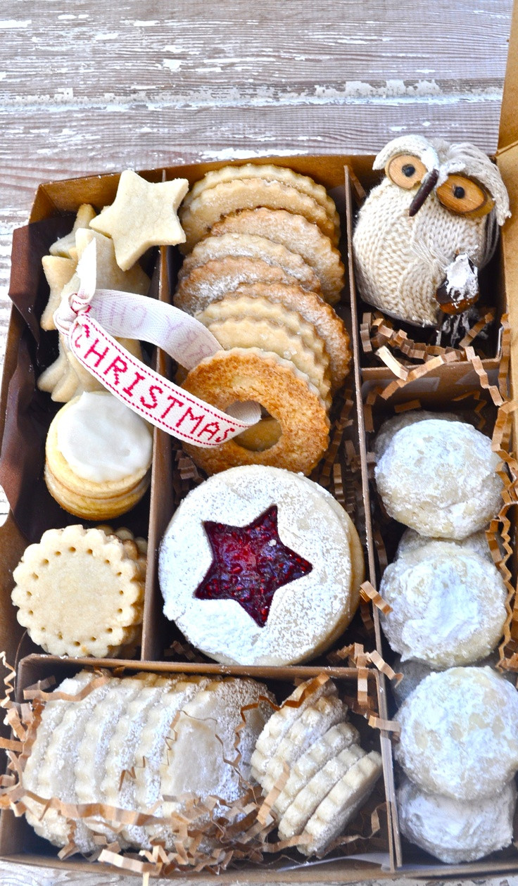 Type Of Christmas Cookies  17 Best images about DIY Gifts on Pinterest