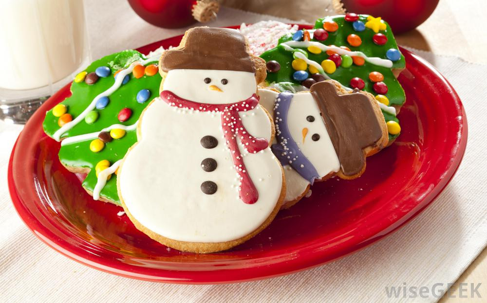 Type Of Christmas Cookies  What are the Different Types of Christmas Cookies