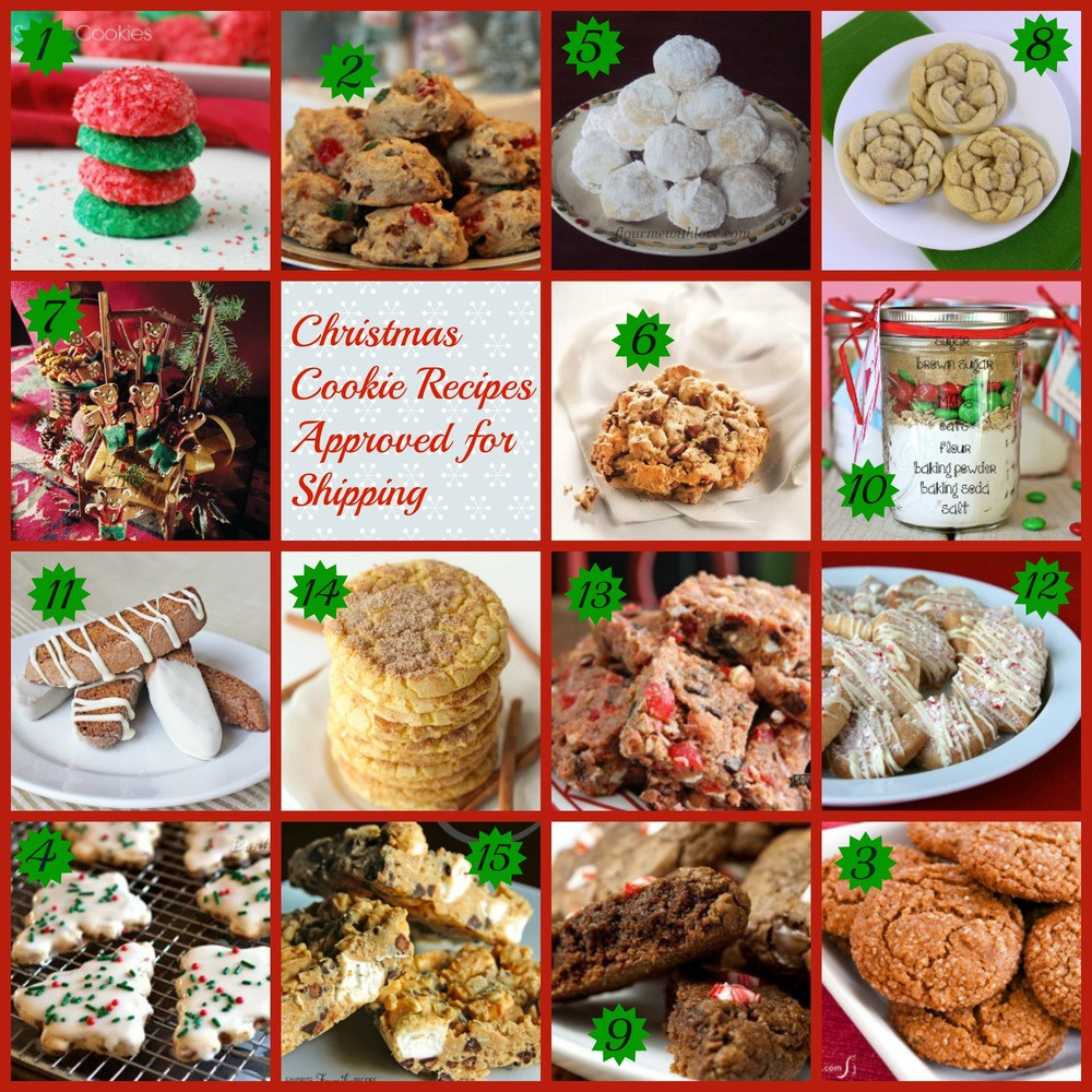 Type Of Christmas Cookies  How to Package Christmas Cookies