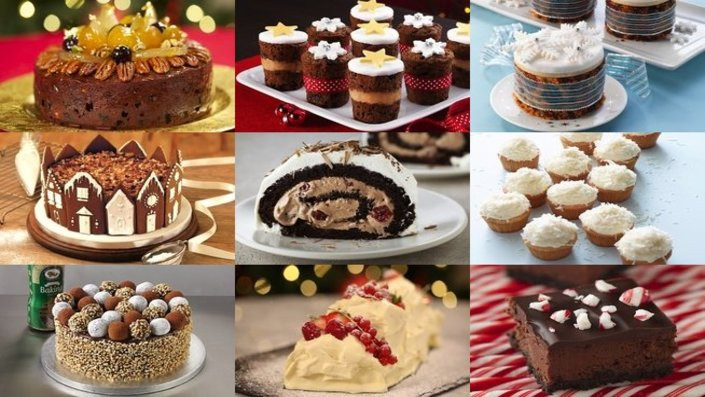 Types Of Christmas Cakes  50 Ways to Make Christmas All About The Cake