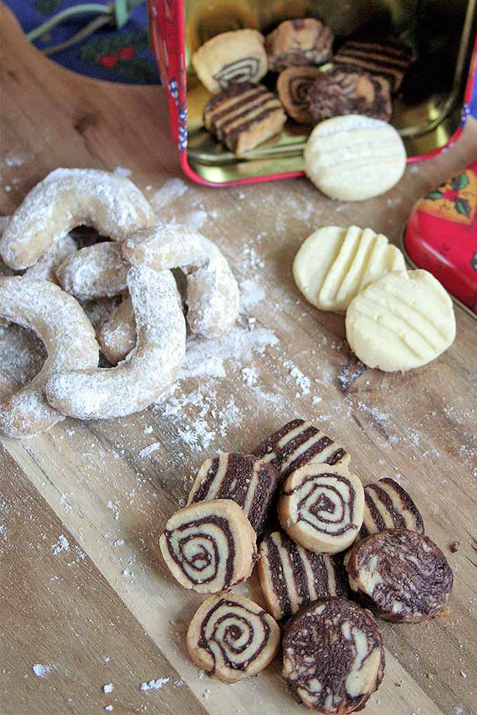 Types Of Christmas Cookies  3 Classic European Christmas Cookie Recipes