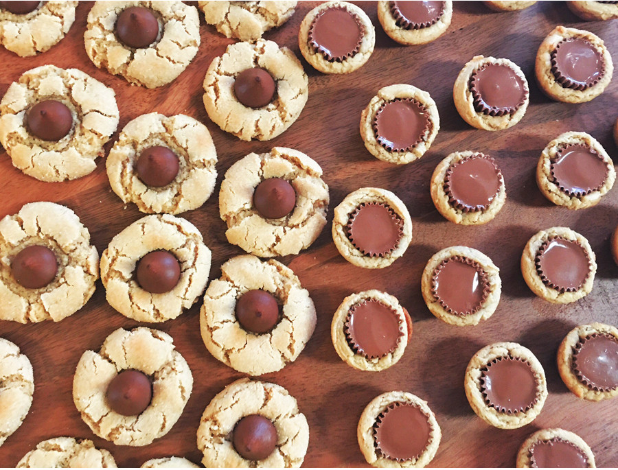 Types Of Christmas Cookies  e Cookie Dough Two Types of Cookies – At Home With Natalie