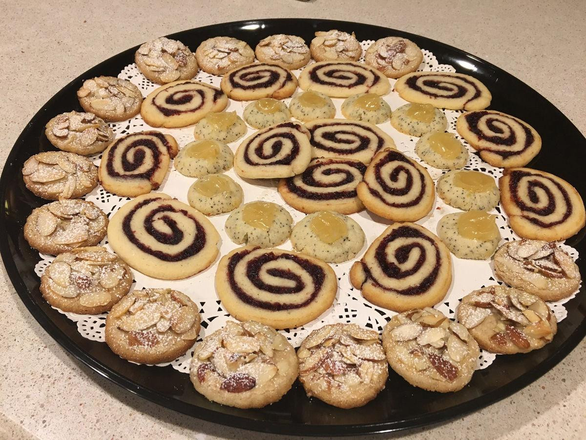 Types Of Christmas Cookies  e dough will do it How to make 9 types of cookies using