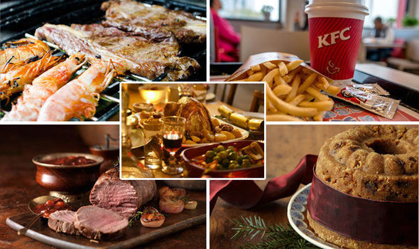 Typical Christmas Dinner  The traditional Christmas dinners from around the WORLD