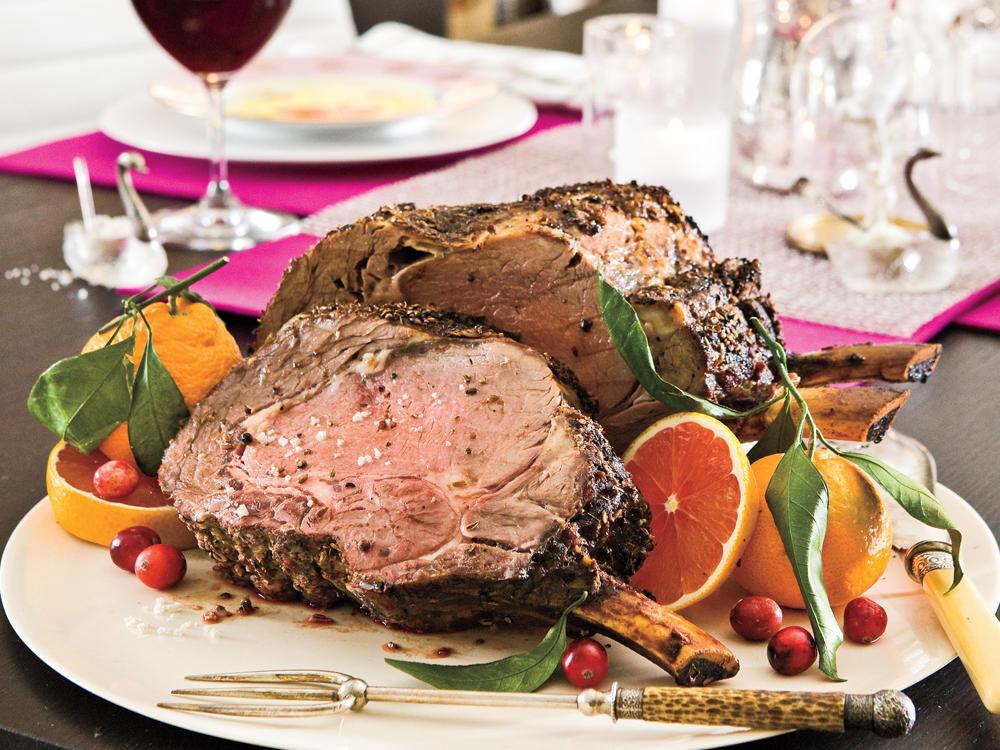 Typical Christmas Dinner  Traditional Christmas Dinner Menus & Recipes