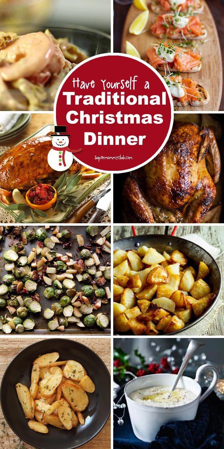 Typical Christmas Dinner  25 best ideas about Christmas Dinner Menu on Pinterest