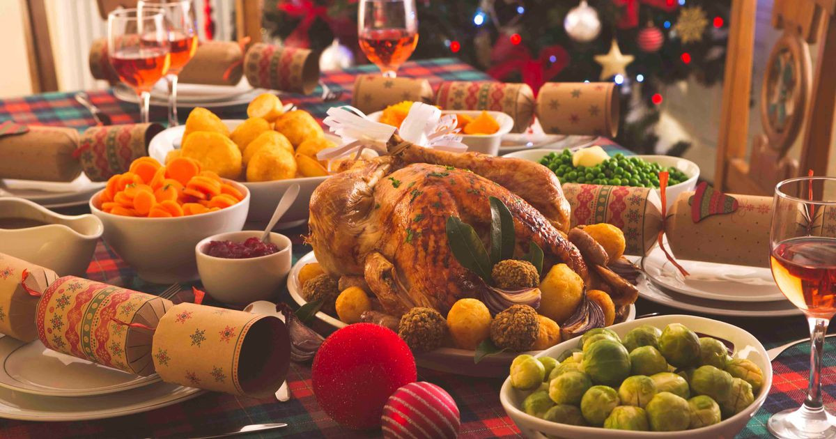 Typical Christmas Dinner  Wetherspoons to axe traditional Christmas dinners just