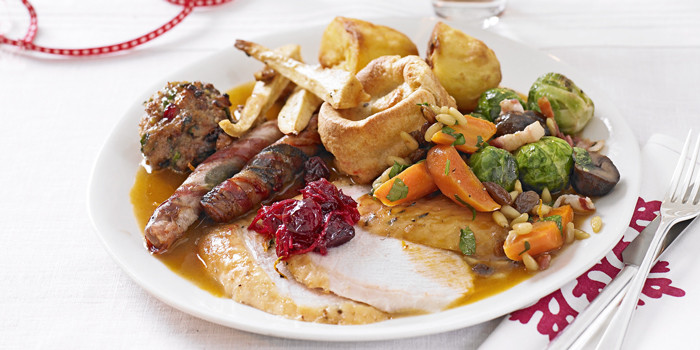 Typical Christmas Dinner  plete Christmas menus