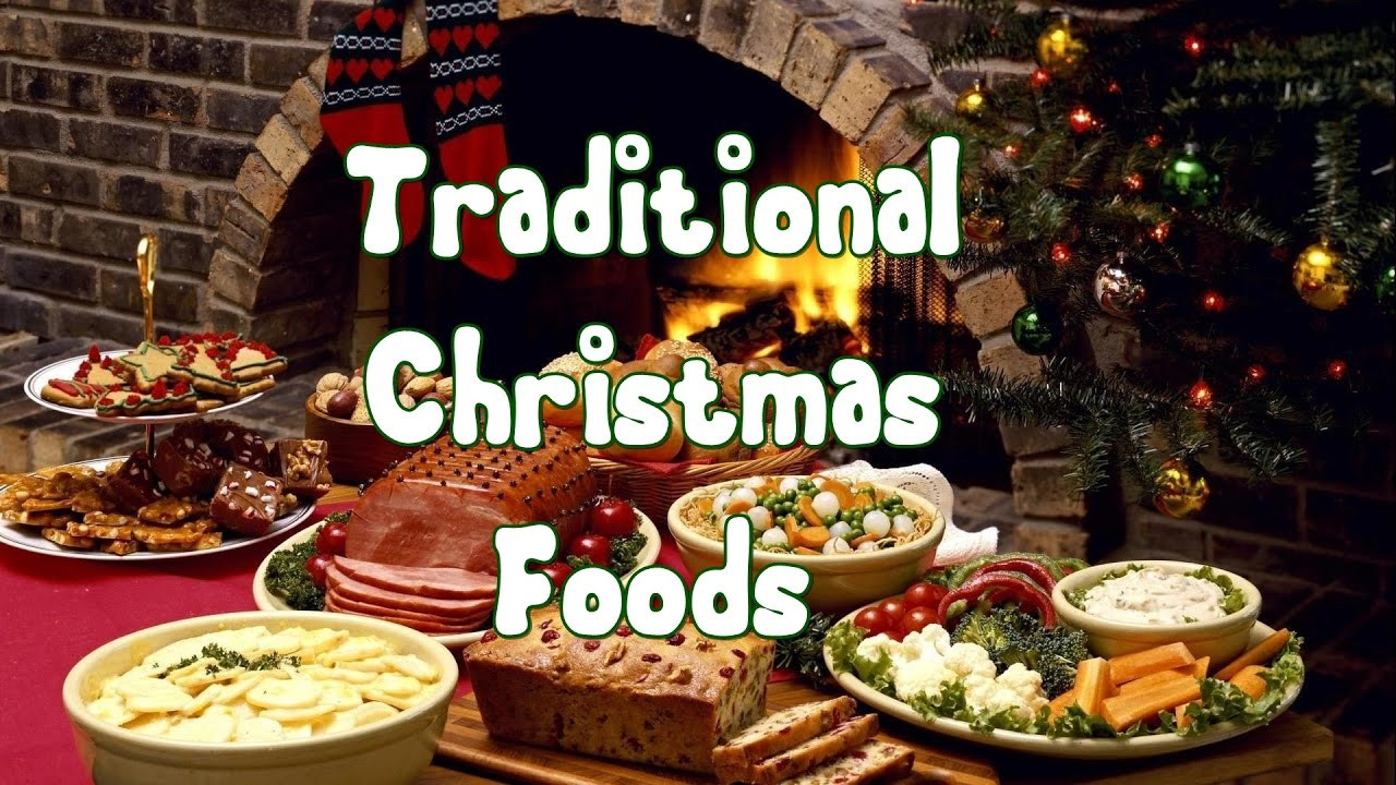 Typical Christmas Dinner  Traditional Christmas Foods