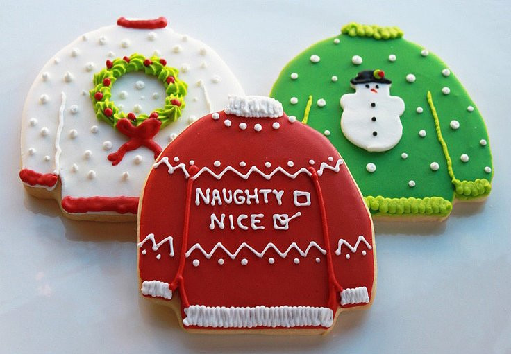 Ugly Christmas Cookies  A Guide to Making the Cutest Ugly Christmas Sweater