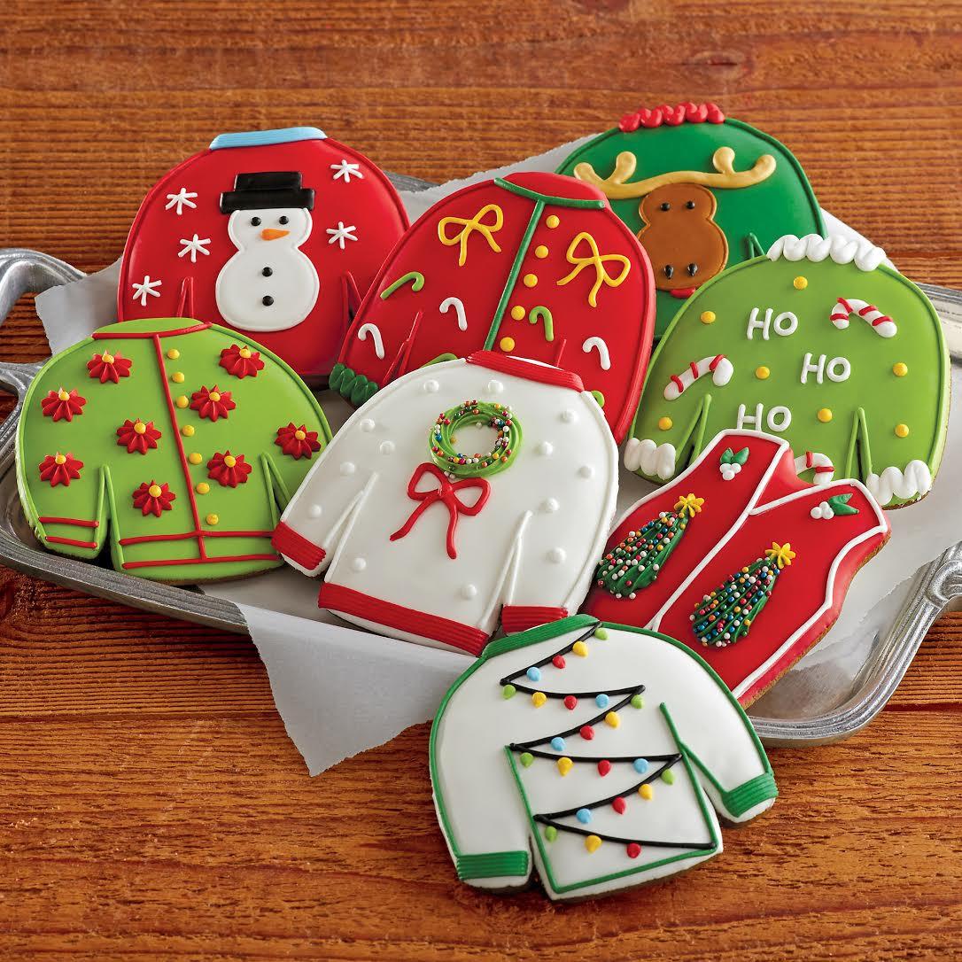 Ugly Christmas Cookies  You re Wel e You re Wel e [GIFTED] Ugly Holiday