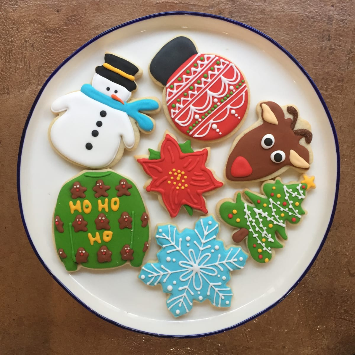 Ugly Christmas Cookies  Ugly sweater cookies are must eat holiday treats from
