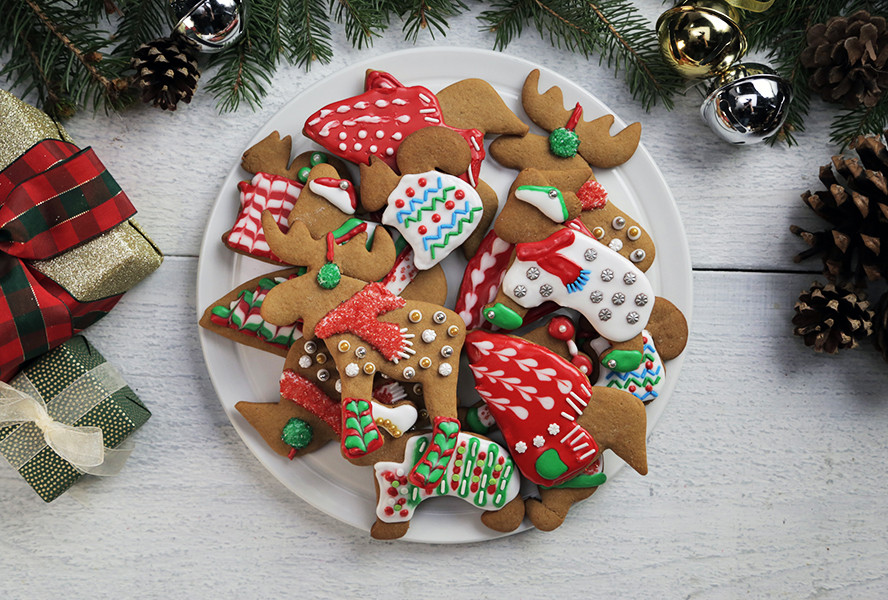 Ugly Christmas Sweater Cookies  The Cutest Ugly Christmas Sweater Cookies