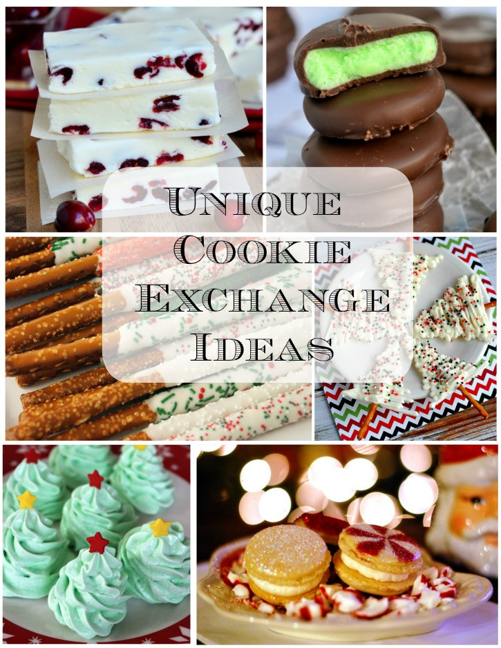 Unique Christmas Cookies For Cookie Exchange  Not Your Average Cookie Exchange Simply Darrling
