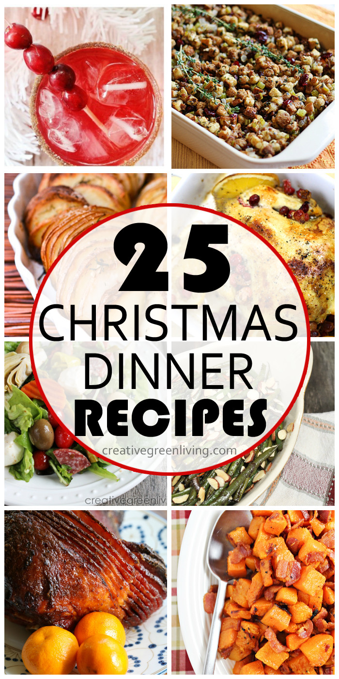 Unique Christmas Dinners Ideas  The Ultimate Christmas Dinner Recipe Guide Creative